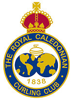Royal Caledonian Curling Club Logo